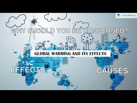 Global Warming - Causes and Its Effects - Why Should You Be Concerned?