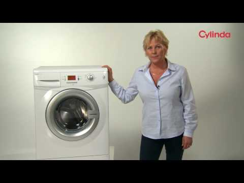 Cylinda Tvättmaskin FT 284