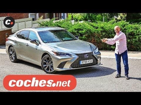 Lexus ES 300h 2019 | Prueba / Test / Review en español | coches.net