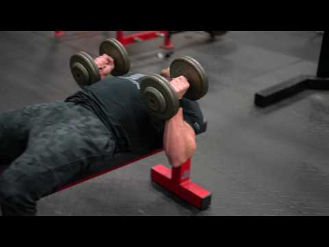 How to Perform a Hammer-Grip Dumbbell Bench Press