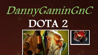Dota 2 6.82 Lone Druid Ranked Gameplay with Live Commentary