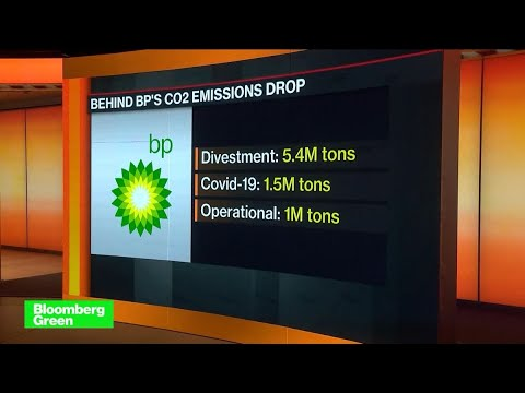 BP's Emissions Disappear, But Don't Go Away
