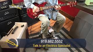 McInturff Glory #40214 Electric Guitar (Used) Quick n' Dirty