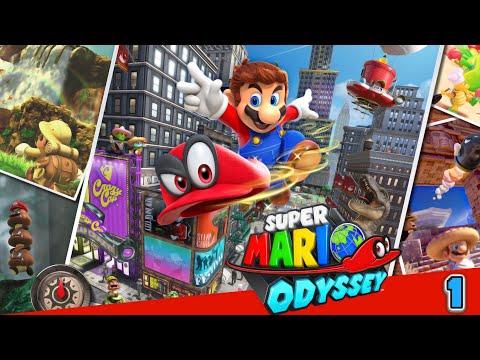 Super Mario Odyssey Part  10: Fröhliches Sterben in allen Welten