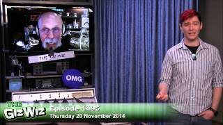 3D Fruit Printer: The Giz Wiz 1495