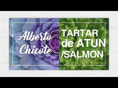 TARTAR DE ATÚN, SALMÓN... |  ALBERTO CHICOTE