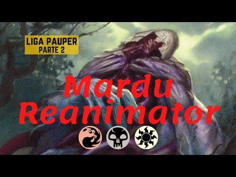 (LIGA PAUPER) Mardu Reanimator (parte 2)