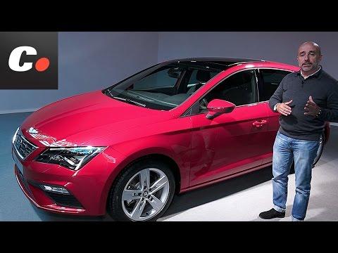 Seat Leo?n 2017 | Presentación estática / Review en español | coches.net
