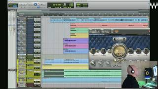WAVES demo of the Eddie Kramer Artist Series plug-ins