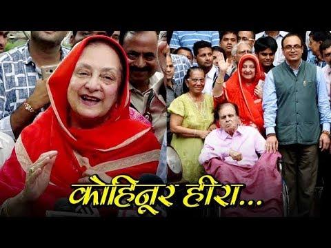 Saira Banu: Dilip Kumar is Kohinoor Heera!