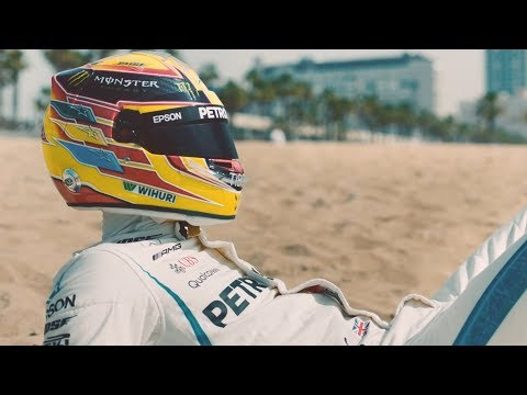 F1 Summer Break, Day 08: Beach Time