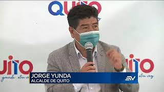 Quito impone nuevas restricciones contra el COVID-19