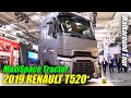 2019 Renault T520 MaxiSpace Tractor