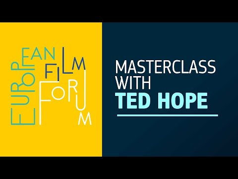 Masterclass with Ted Hope photo