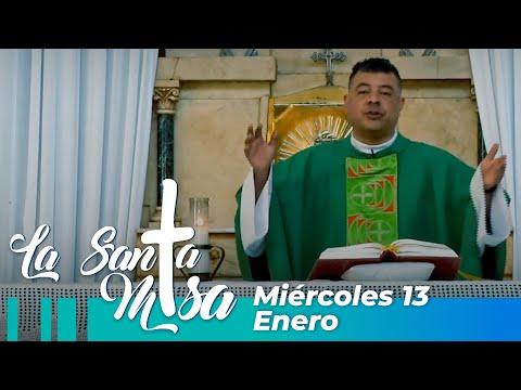 Misa De Hoy, Miercoles 13 De Enero De 2021 – Cosmovision