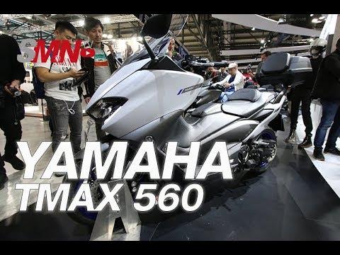 Yamaha TMAX/Tricity 300/Tracer 700 2020 - EICMA 2019 [FULLHD]