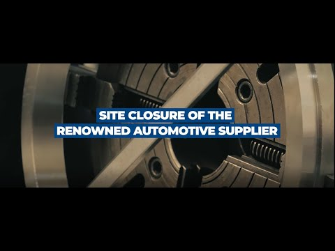Knorr-Bremse SteeringSystems GmbH: Site Closure of an Automotive Supplier