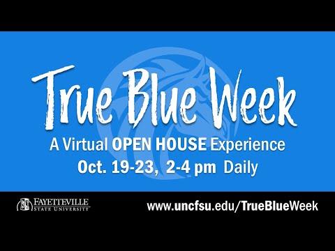 Register today to attend True Blue Week!
