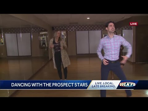 Dancing With Prospect Stars is raising money for Louisville area charities