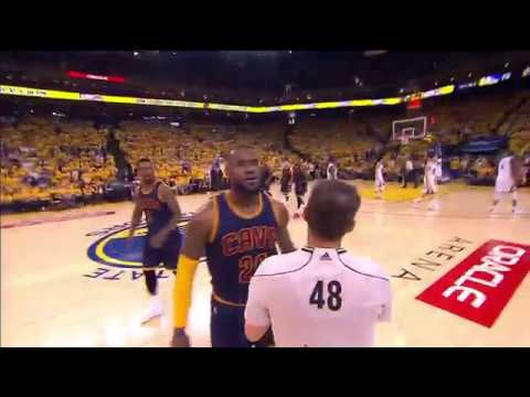 LeBron James' Best Plays From Last 2 NBA Finals!