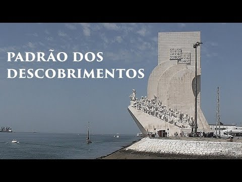 LISBOA: Monument of Discoveries - viewpoint in Belém (Portugal) HD