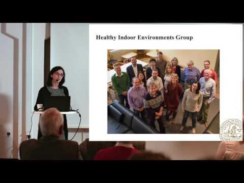 Forskarfrukost 4 2016  Eja Pedersen &  Aneta Wierzbicka Ny teknik för bättre inomhusmiljö
