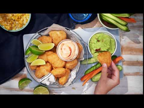 Findus Fish & Crisp Fish Nuggets - Bra Mat. Helt Enkelt.