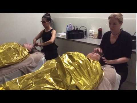Body Wraps at Ivy Beauty Workshops