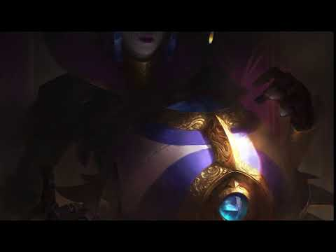 Teaser for Victorious Oriana Season 8 2018   League of legends