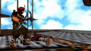 Prince of Persia 3D (PC) - 10 - Lower Dirigible Part 1
