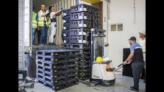 JCE distribuye los kits del voto automatizado para las elecciones municipales