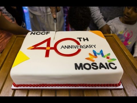 MOSAIC's 40th Anniversary Video!