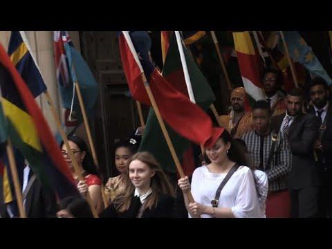 ميغن ماركل تشارك في أوّل حدث رسمي بحضور الملكة إليزابيث الثانية