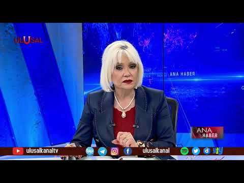 Ana Haber – 3 Mart 2021 – Gülgûn Feyman Budak – Ulusal Kanal
