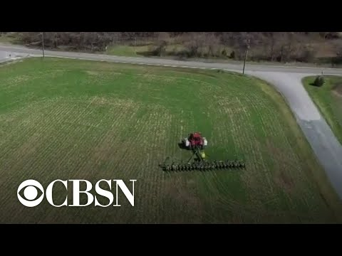 Farmers adapt to fight climate change