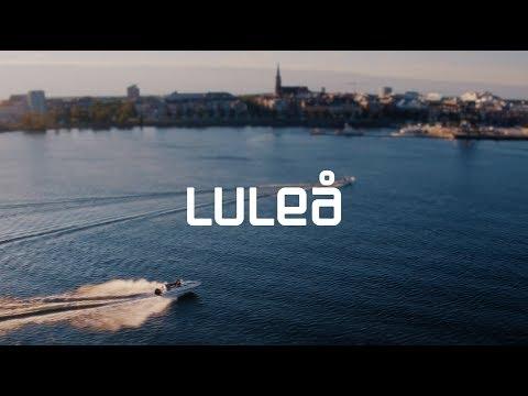 Luleå - kontrasternas stad