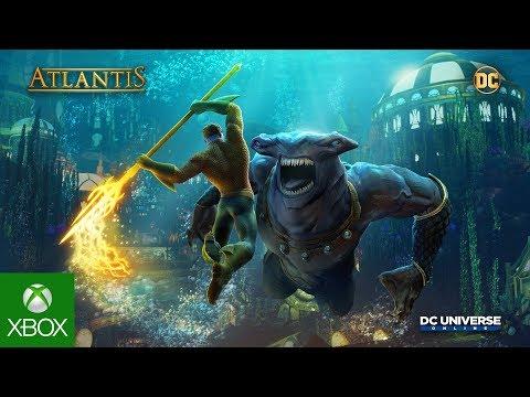 DC Universe Online - New Event & Episode: Atlantis!