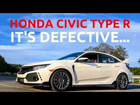 I HATE my Honda civic Type R (It's so frustrating)