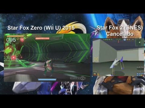 Star Fox Zero (Wii U): El heredero de Star Fox 2. Impresiones.