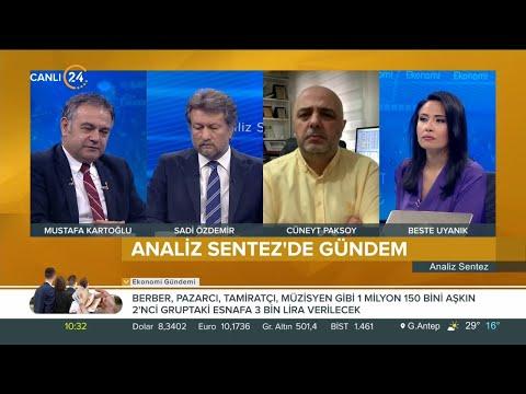 Analiz Sentez / Gündemin Analizi – 18 05 2021