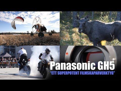Vi kollar närmare på Panasonic DC-GH5 - den är bra!