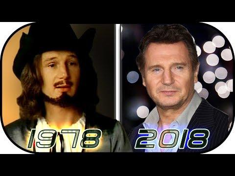EVOLUTION of Liam Neeson in Movies (1978-2018) Liam Neeson History movie scene clip