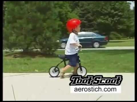 TootScoot Balance Bike