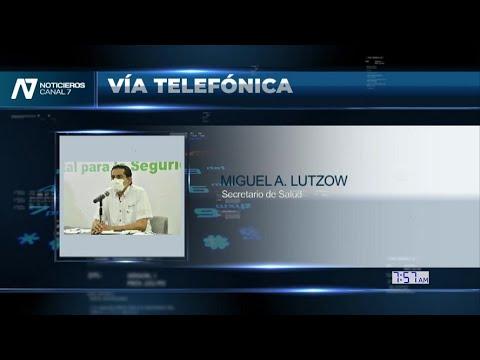 Entrevista con: Miguel Ángel Lutzow Steiner, Secretario de Salud de SLP.