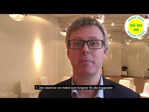 Max Tillberg om Inneklimat - avancerad analys och simulering