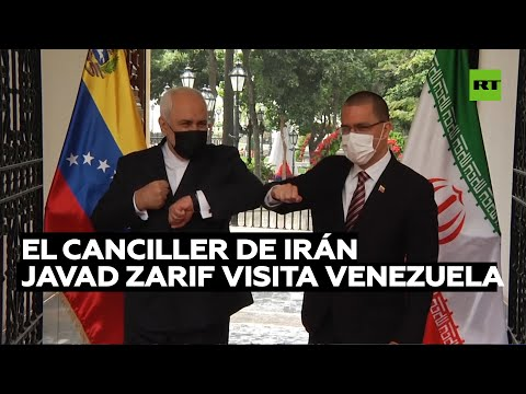 Irán y Venezuela confirman su alianza ante sanciones de EE.UU. durante visita del canciller iraní
