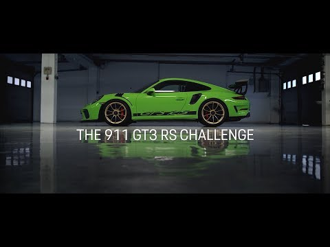 The 911 GT3 RS Challenge ? Level 4: The Encounter.