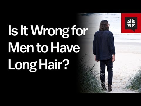 Is It Wrong for Men to Have Long Hair? // Ask Pastor John