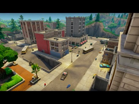 connectYoutube - Fortnite Battle Royale Official Incoming Map Update Video