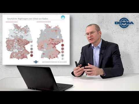 Thomas Wagner zum Thema Radonsicherheit